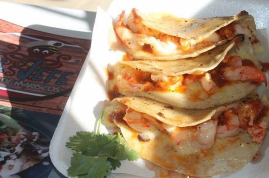 El Jefe Tacos de Mariscos