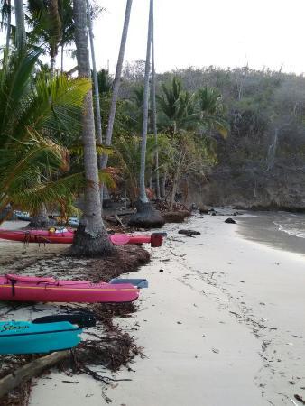 Nicoya, คอสตาริกา: Overnight kayaking trip from Curu
