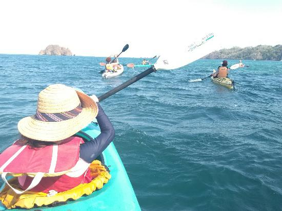 Nicoya, Costa Rica : Overnight kayaking trip from Curu