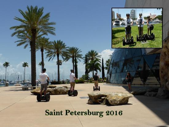 St. Petersburg Segway Tours Photo