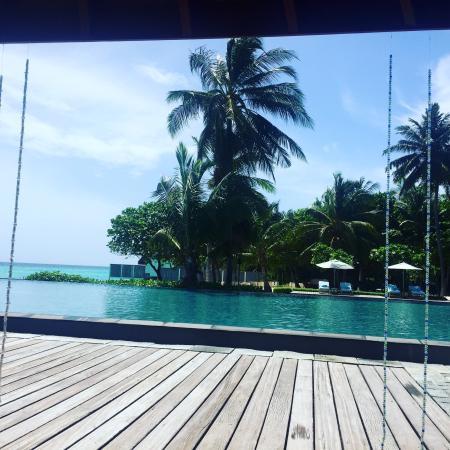 فور سيزونز ريزورت المالديف في لاندا جيرافارو: These are some photos of our recent stay at the Fours Season Landaa