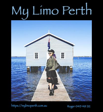 Бейзуотер, Австралия: Perth Tour by Limo at the Blue Boatshed Perth by Mylimo Perth