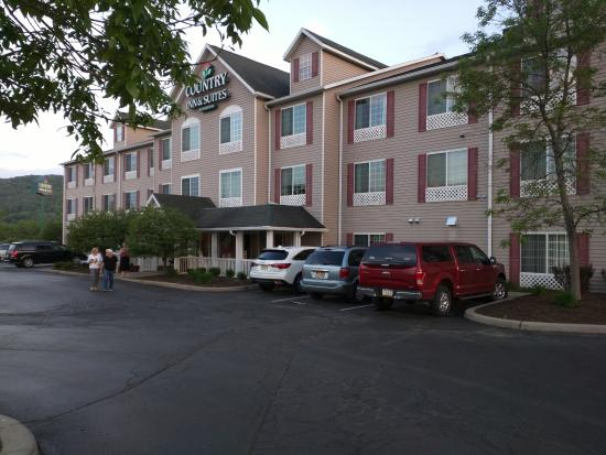 Country Inn Suites By Radisson Flats Elmira Ny Hotel