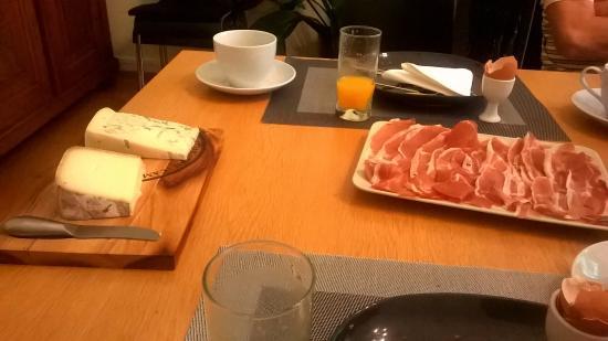 East Flanders Province, Belgium: breakfast Kringelhof
