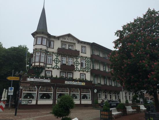 Hotel Victoria: Eine Augenweide