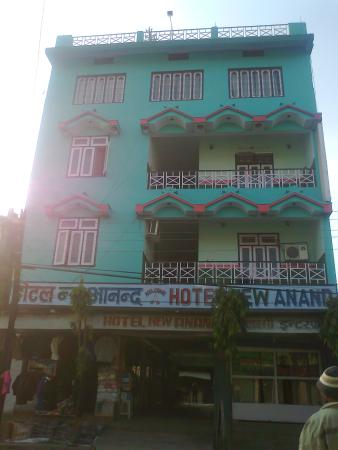 Hotel New Anand