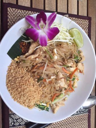 Thailandisches Spezialitatenrestaurant Bambus
