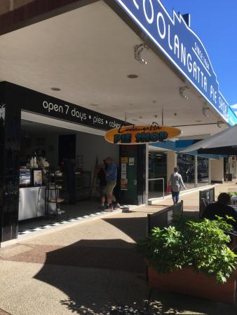 Coolangatta Pie Shop
