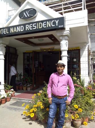 Hotel Nand Residency Foto