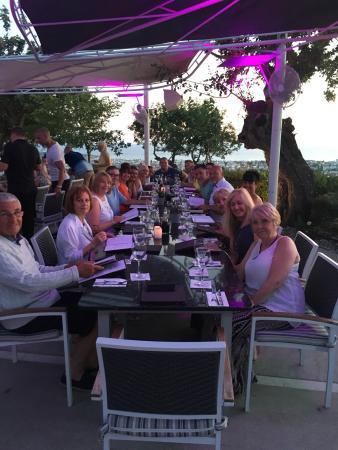 Mitchell's Honeymoon Party May 2016