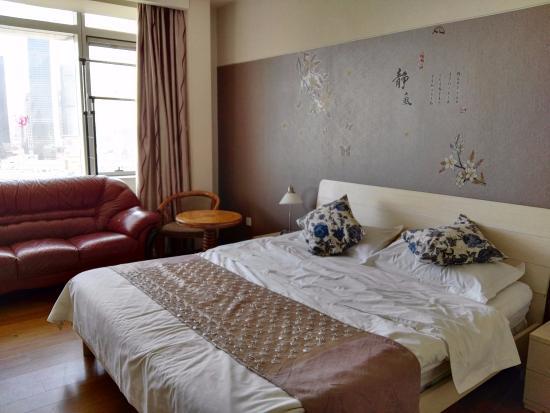 Tianjin Tower Jinhai Senior Hotel Apartment