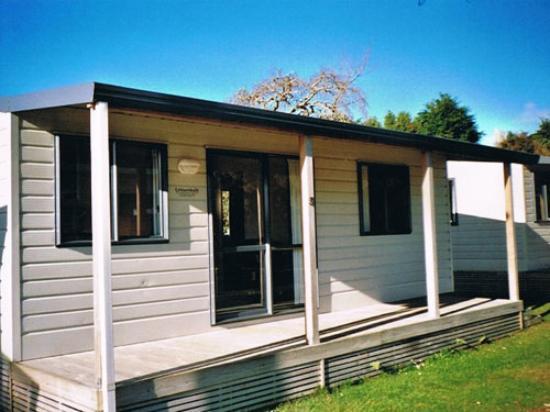 Stratford, Nouvelle-Zélande : Tourist flat