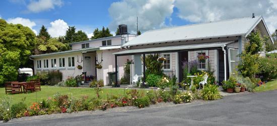 Stratford, Nouvelle-Zélande : Cabins