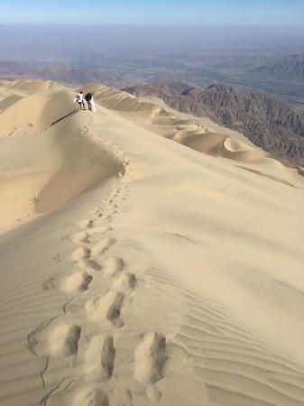 Mystery Peru: Cerro Blanco
