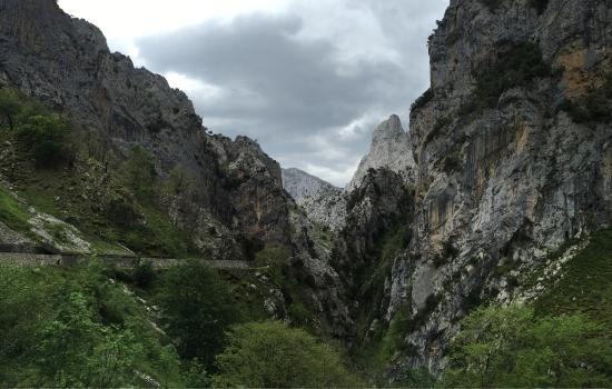 The Cares Gorge : Nice May afternoon hike!