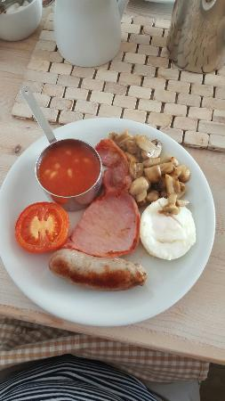 Falmouth Bay Guest House: Superb breakfast