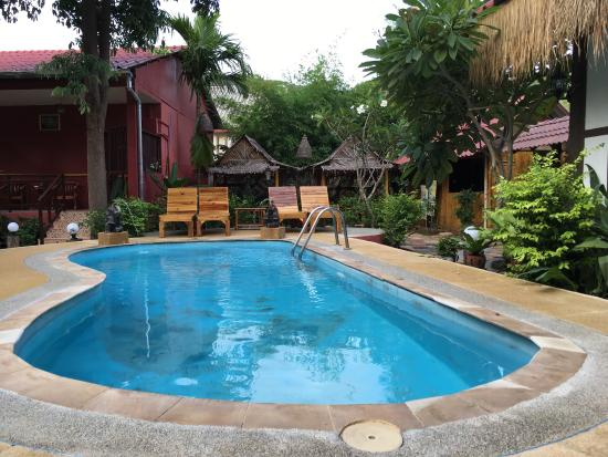 Kantiang Oasis Resort & Spa: Very nice small resort! With even more friendly staff!