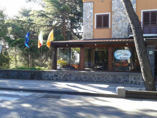 Hotel Alle Pendici Dell'Etna: esterno hotel