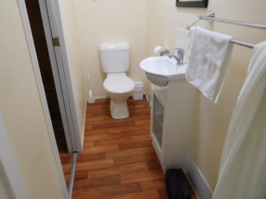 Charters Towers, Australia: Bathroom