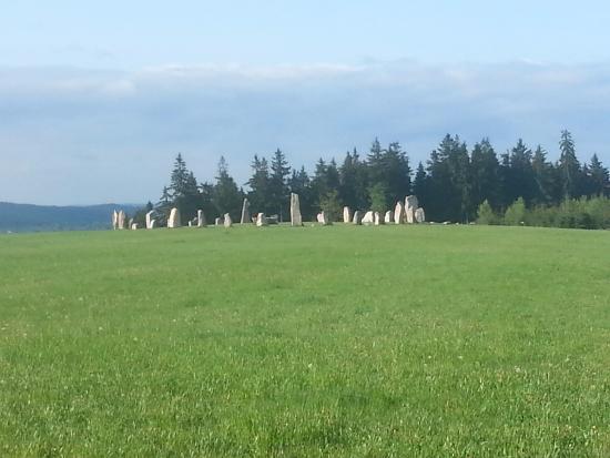 Pocatky, Tsjechië: Czech Stonehenge