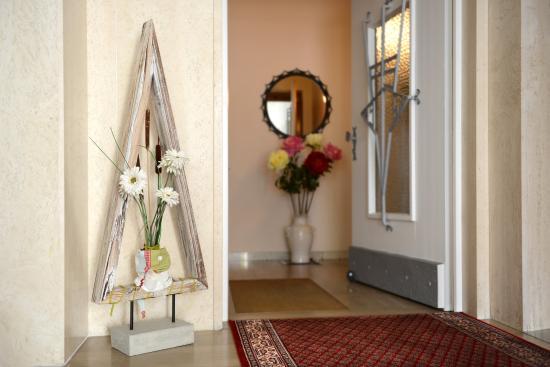 Residence Fever: dettaglio decorativo