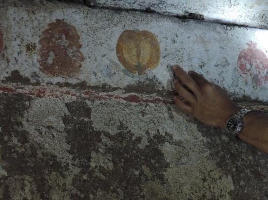 Celanapoli : Altri affreschi.