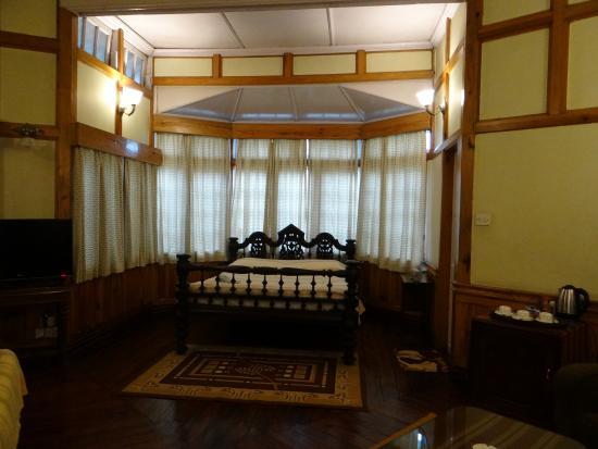 Royal Heritage-Tripura Castle: Superior room