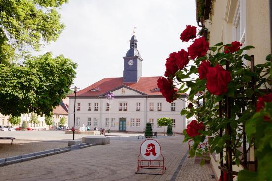 Rathaus Von Bad Frankenhausen Picture Of Hotel Residenz Bad