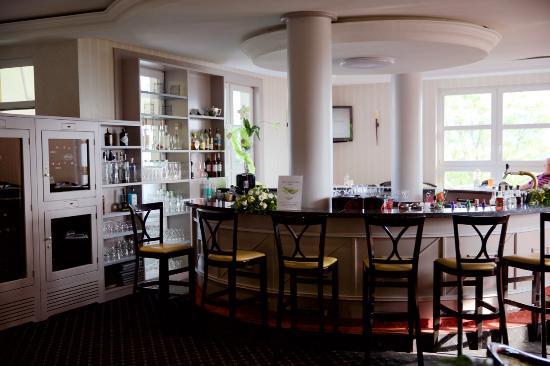 Hotelbar Picture Of Hotel Residenz Bad Frankenhausen Tripadvisor