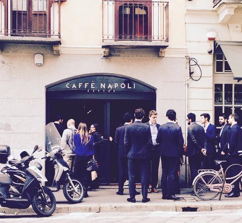 Caffe napoli ticinese milano corso di porta ticinese - Hotel porta ticinese milano ...