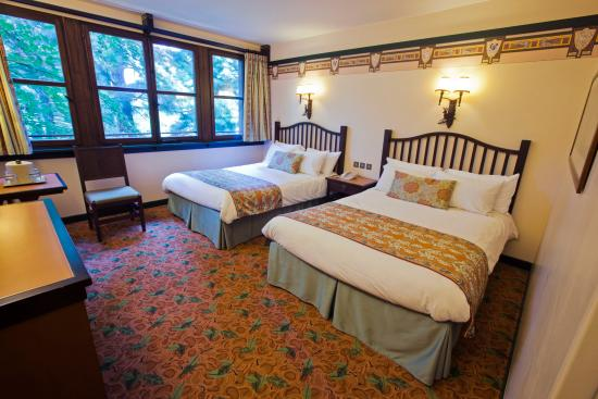 chambre picture of disney 39 s sequoia lodge coupvray tripadvisor. Black Bedroom Furniture Sets. Home Design Ideas