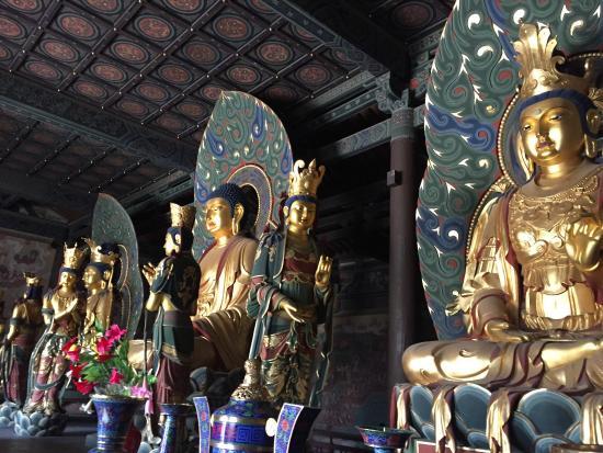 Huayan Temple of Datong: photo4.jpg