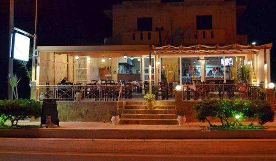 "Ferma, Grækenland: Taverna - Pizzeria ""Steki"""
