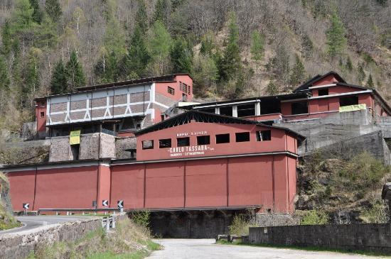 Miniera Sant'Aloisio Collio