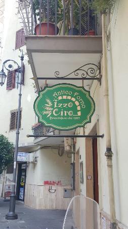 Antico forno Izzo Ciro