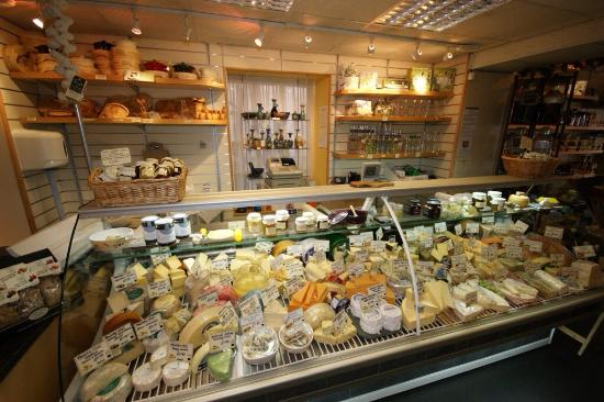The Cheese Delicatessen at Fond Ewe