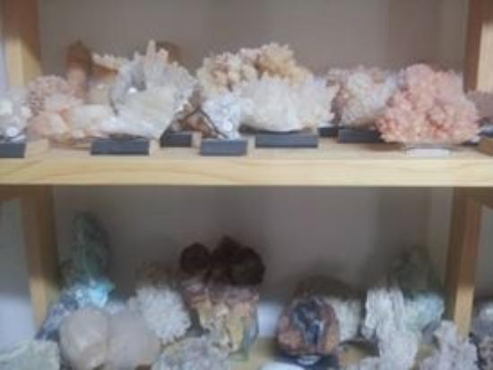Pescia, Italien: alcuni reperti in mostra