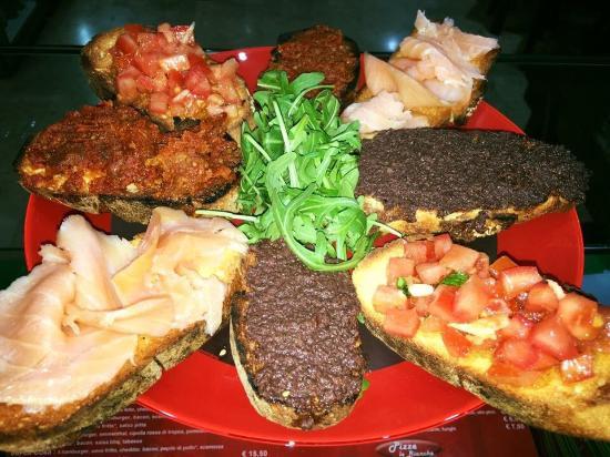 La Piadina di Dolce e Salato: Eccellenza