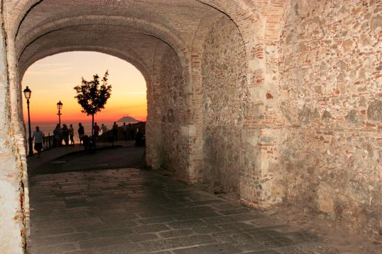 Museo Civico Archeologico - Nicotera: Sottopassaggio