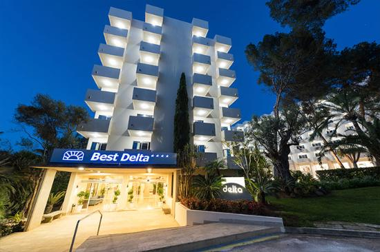 Hotel Best Delta (Majorca, Spain) - Reviews, Photos & Price Comparison - TripAdvisor