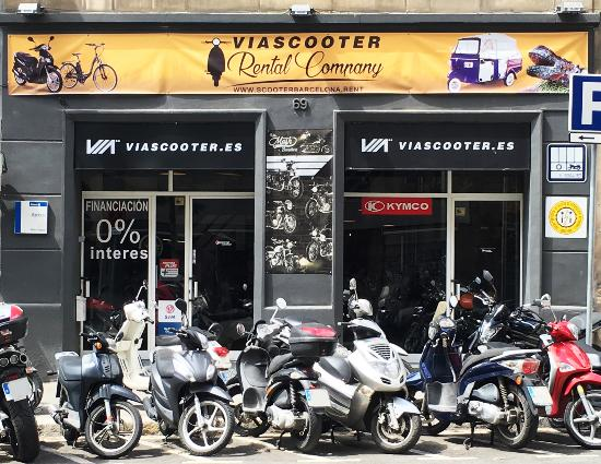 Viascooter Rental Company