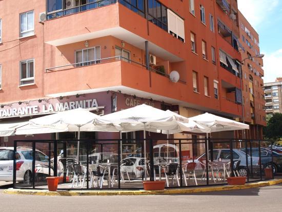 Bar restaurante la marmita badajoz fotos n mero de for Hoteles en badajoz con piscina