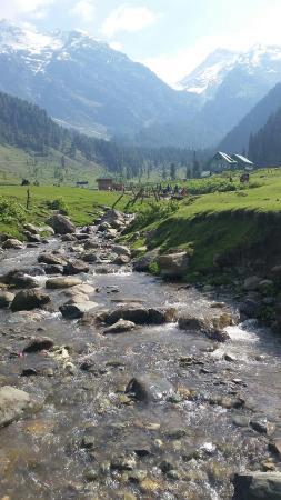 Aru Valley jewel of Kashmir