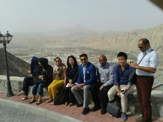 Emirate of Ajman, Vereinigte Arabische Emirate: Holiday Arabian Resort , Masfout