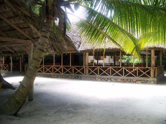 Остров Праслен, Сейшельские острова: Reastaurant