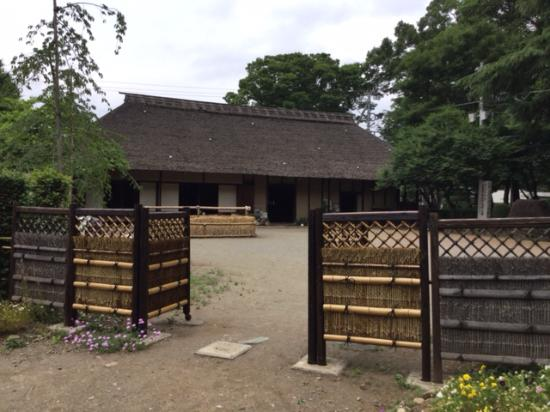 Historic House of Old Shimada Family