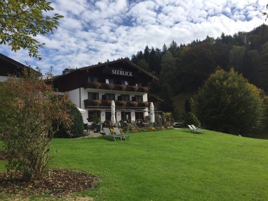 Hotel Pension Seeblick Foto