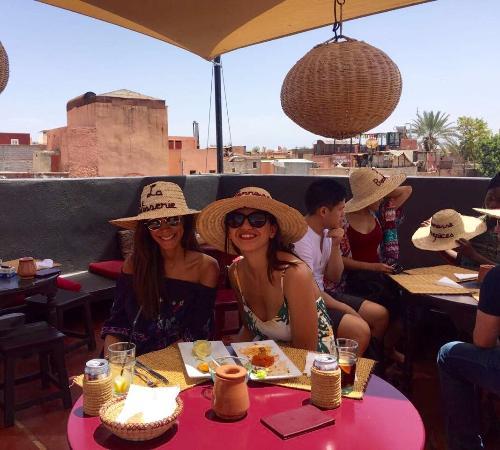 Terrasse Des Epices Marrakech Medina Picture Of Terrasse Des