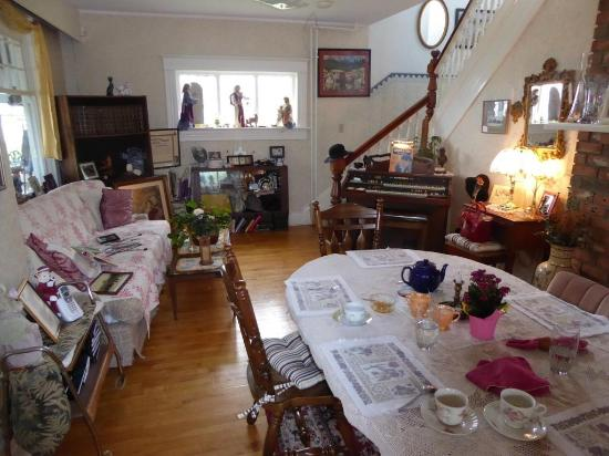 Pillsbury Guest House : La salle à manger