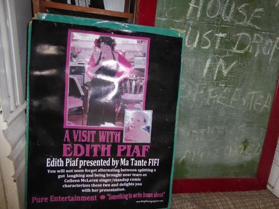 Pillsbury Guest House : L'affiche de l'artiste
